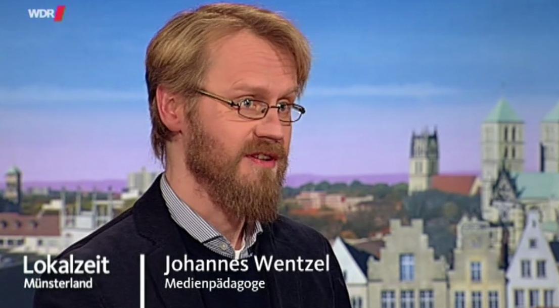 WSR-Lokalzeit mit Johannes Wentzel