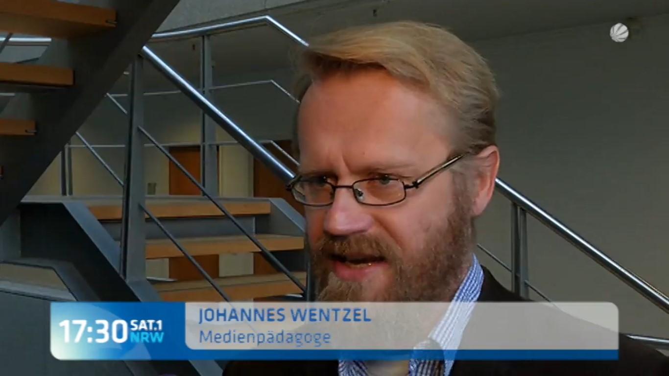 Sat1 NRW LfM Studie Johannes Wentzel