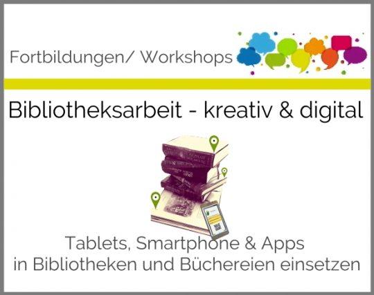 Bibliotheksarbeit-kreativ´und digital