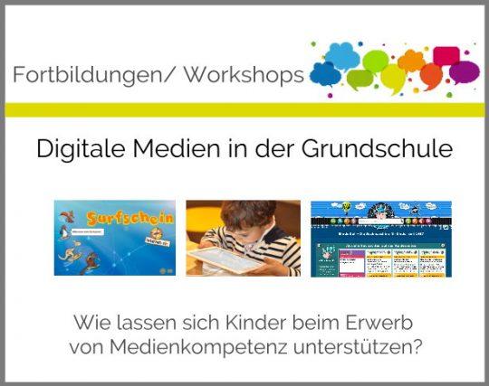 Fortbildung Medien Grundschule