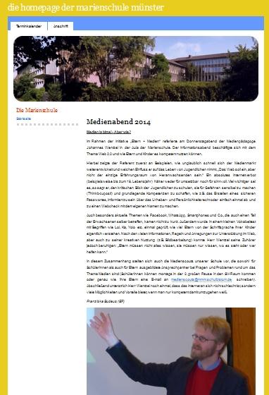 marienschule_muenster_Johannes Wentzel