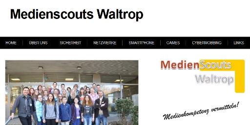 Medienscouts Waltrop