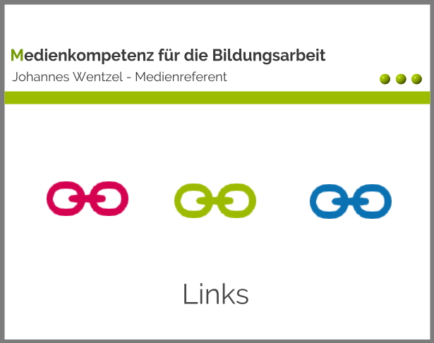 Links Medienkompetenz