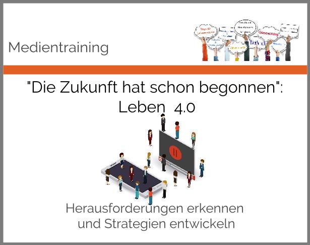 Medien 4.0 - Strategien entwickeln