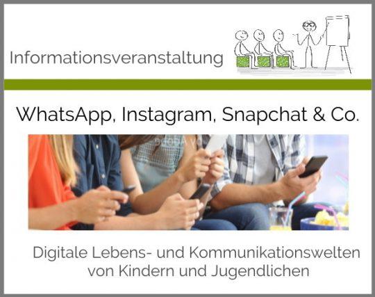 Informationsveranstaltung Apps udn Smartphones