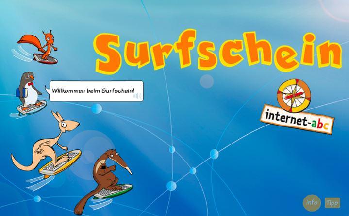 Surfschein Grundschule