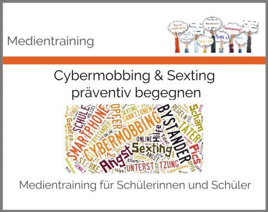 Cybermobbing und Sexting vorbeugen